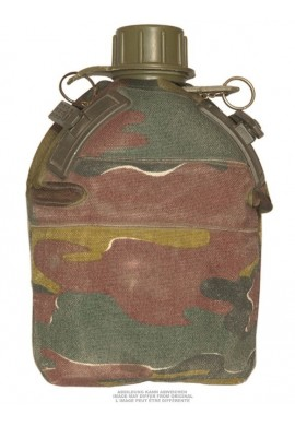 Belgická polní láhev