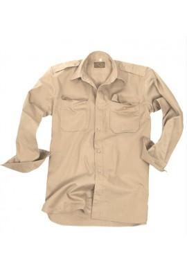 Košile TROPICAL dlouhý rukáv