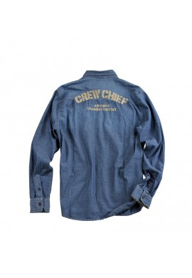 Košile CREW CHIEF Alpha Industries