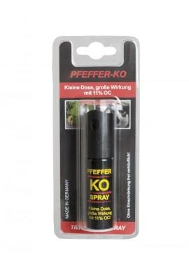 Pepřový sprej K.O-Jet 15mil