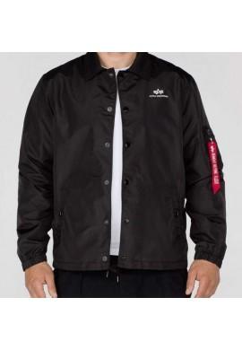Coach Jacket TT Alpha Industries Black