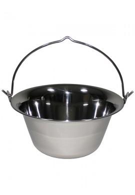 Kotlík - 6 litrů, nerezová ocel