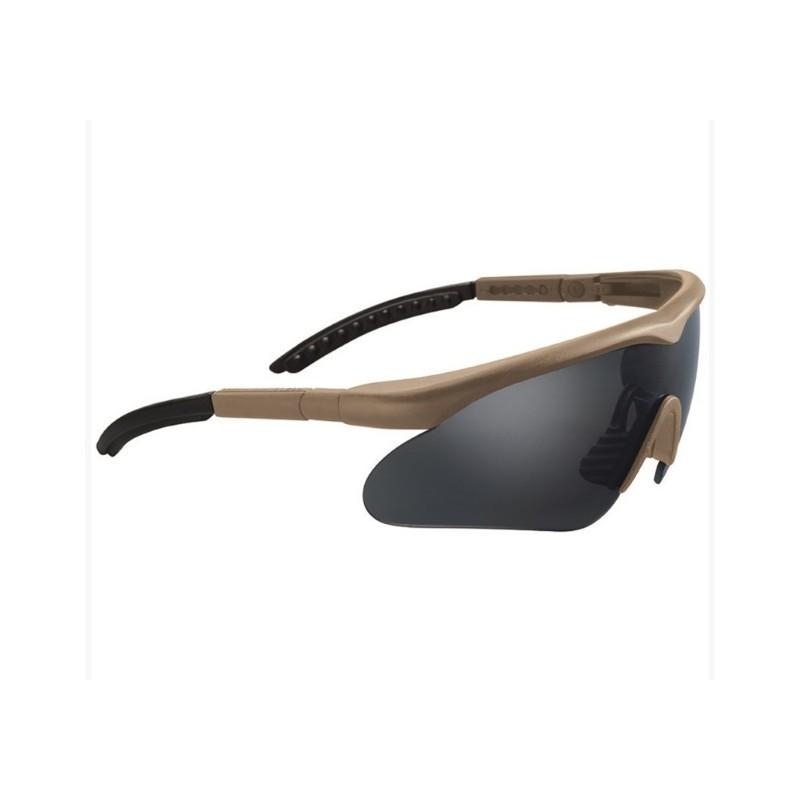 Ochrané brýle SWISS EYE® RAPTOR Coyote