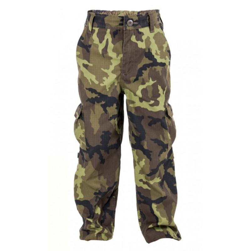 kalhoty tětské R/S potisk vz.95