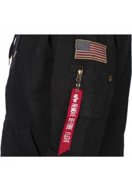 Bunda Newport USAF Alpha Industries