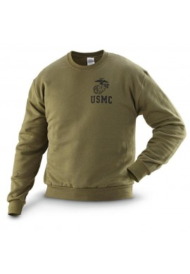 Originál US mikina USMC
