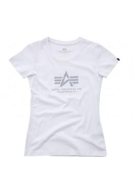 Dámské tričko LOGO T Wmn. Alpha Industries
