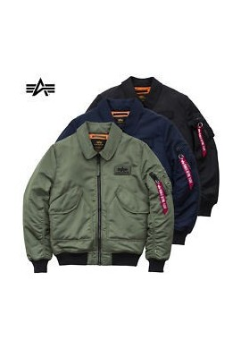 Bunda CWU VF BL Alpha Industries