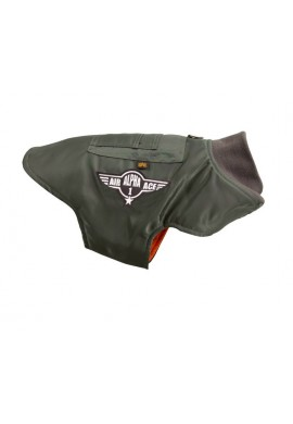 Dog MA-1 Nylon Flight Jacket