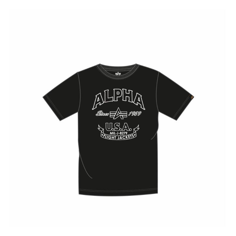 Tričko Alpha FJ T, Aplha Industries