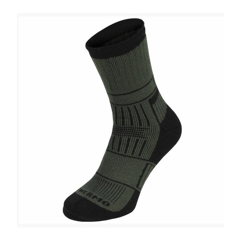 """Termo ponožky """"Alaska"""" zelená"""