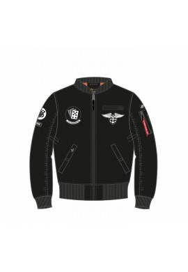 Bunda MA-1 TT Patch SF Alpha Industries