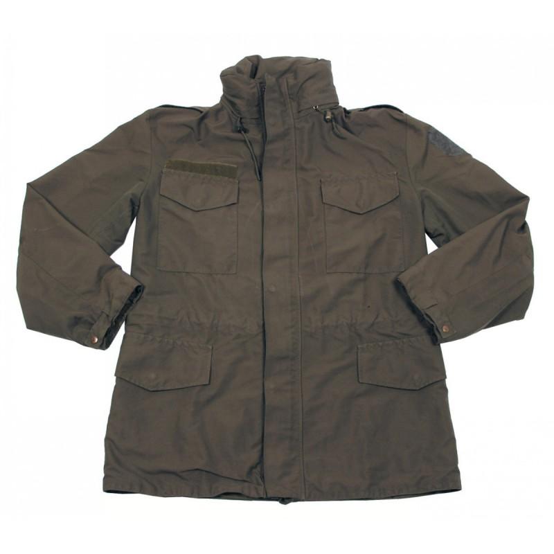 Rakouská polní bunda Gore-Tex