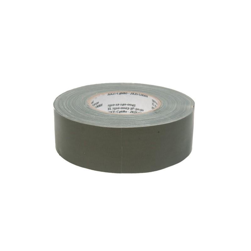 """BW """"PANZER"""" lepící páska 50MM (50M) olive"""