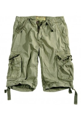 Kraťasy Jet Shorts Alpha Industries Light olive