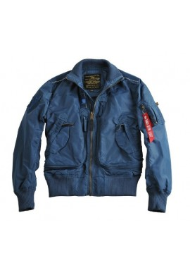 Bunda Prop Alpha Industries, Bold blue