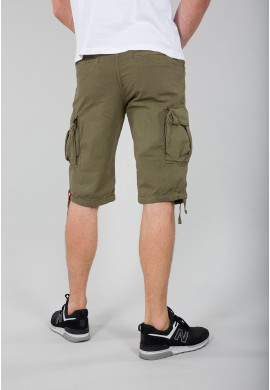 Kraťasy RIPSTOP Short Alpha Industries, OLIVE