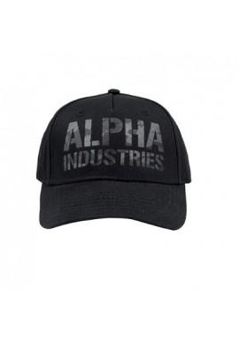 Čepice CAMO PRINT Cap Alpha Industries