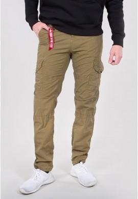 Kalhoty RIP STOP CARGO Alpha Industries KHAKI