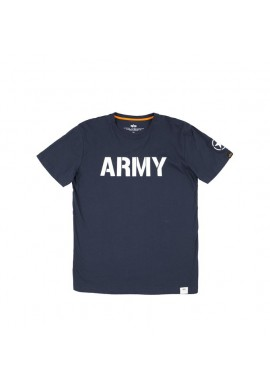 Tričko ARMY T Alpha Industries OLIVE