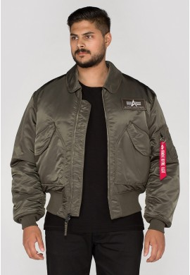 Bunda CWU 45 Alpha Industries REPL.GREY