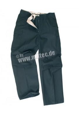 US kalhoty M65 NYCO černé XS-3XL