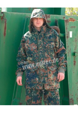 MIL-TEC Commando bunda Flecktarn S-3XL