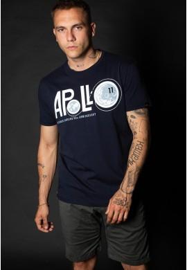 Tričko APOLLO 50 T Alpha Industries REPL.BLUE