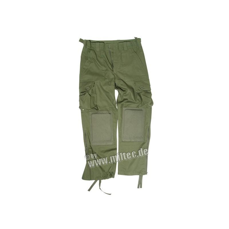 MIL-TEC Commando kalhoty lehké  OLIV S-XXL