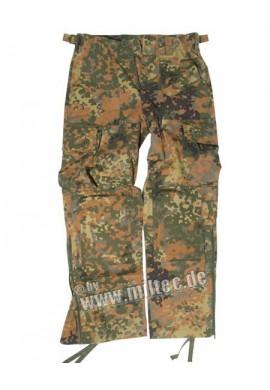 MIL-TEC Commando kalhoty lehké Flecktarn S-XXL