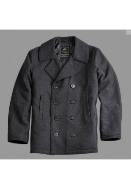 Kabát námořní-USN PeaCoat, Alpha industries