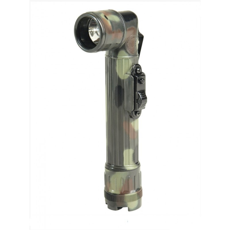 US baterka koleno velká (2D) LED FLECKTARN