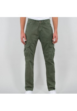 Kalhoty AGENT Alpha Industries, Olive