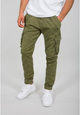 Kalhoty COMBAT PANT LW Alpha Industries OLIVE