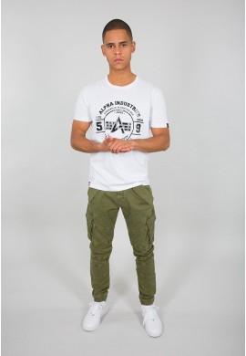 Kalhoty COMBAT PANT LW Alpha Industries OLIVE