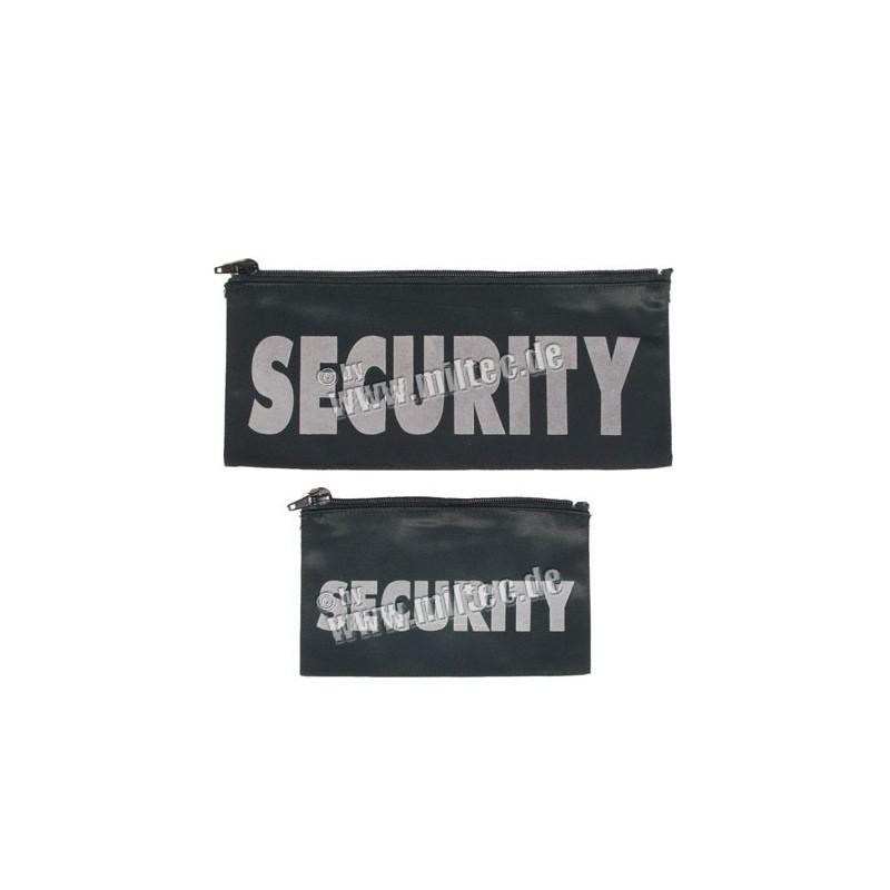 Zadní nášivka na suchý zip SECURITY
