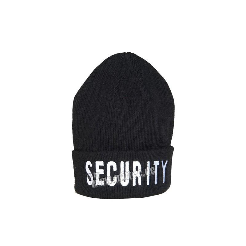 Pletená čepice SECURITY