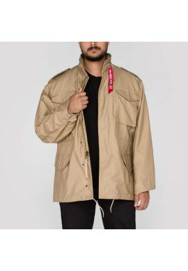 Bunda M-65 Alpha Industries, KHAKI