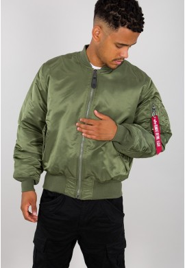 Bunda MA-1 Alpha Industries SAGE GREEN