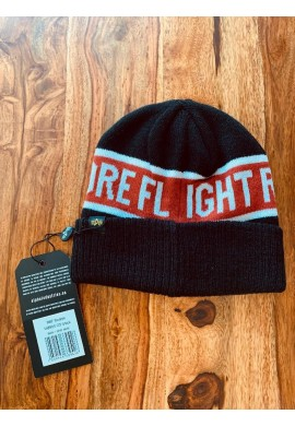 čepice RBF Beanie Alpha Industries Black