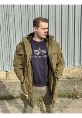 Bunda MILITARY PARKA Alpha Industries OLIVE