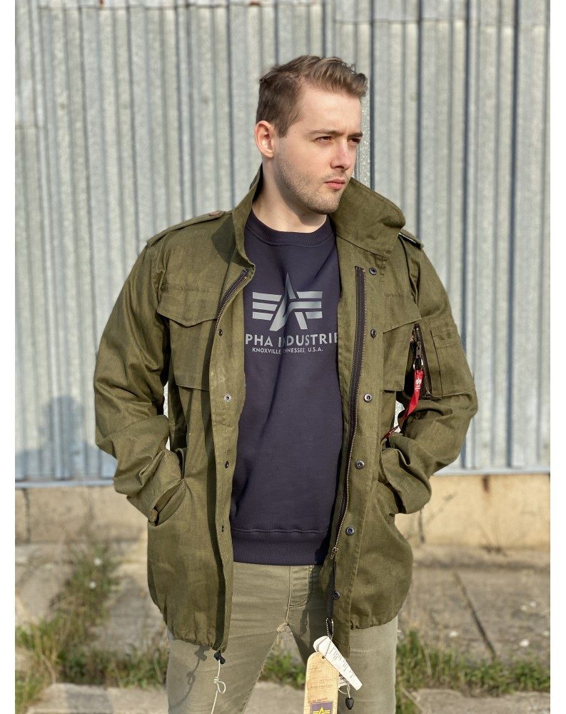 M-65 Teflon Alpha Industries Light Olive
