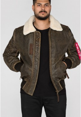 Injector III Leather Alpha Industries