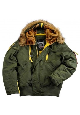 bunda PPS N2B Alpha Industries Dark green