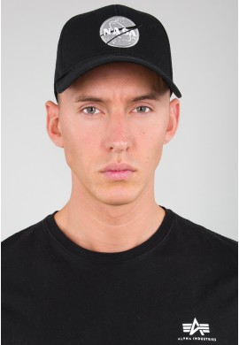 Čepice NASA Cap Alpha Industries Black