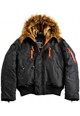Bunda PPS N2B Alpha Industries Black orange