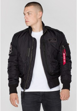 Bunda Engine Alpha Industries Black