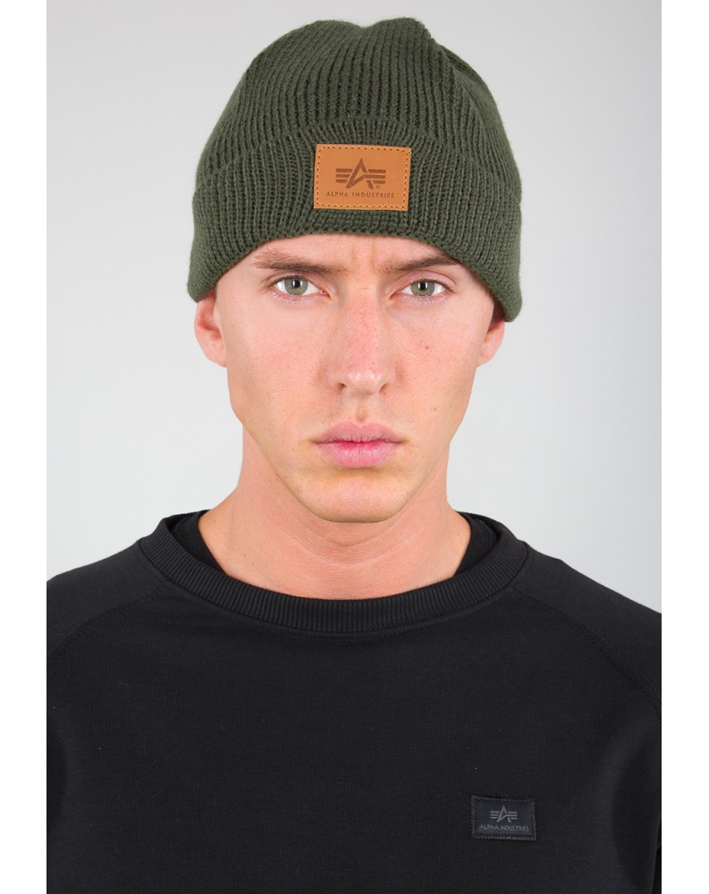 Čepice Docker Hat Alpha Industries Dark green