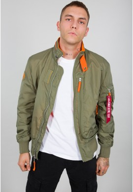 Bunda WING Alpha Industries OLIVE