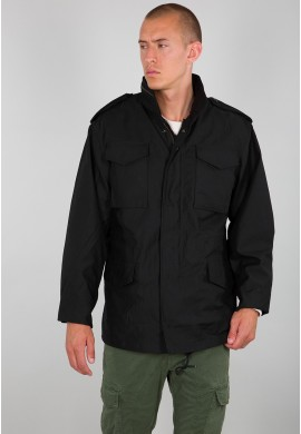 Bunda M-65 Alpha Industries BLACK